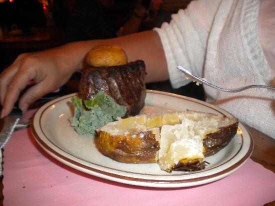 George's Restaurant: Filet Mignon