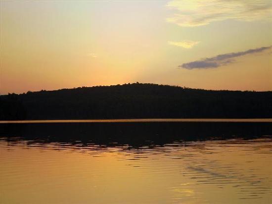Blue Moon Retreat: Sunset ,day 1