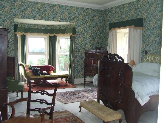Rossnaree: The William Morris Room
