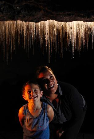Waitomo Glowworm Caves: Magical experiences for the whole family