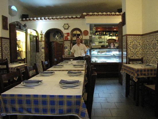 A Tasquinha: Dining Room