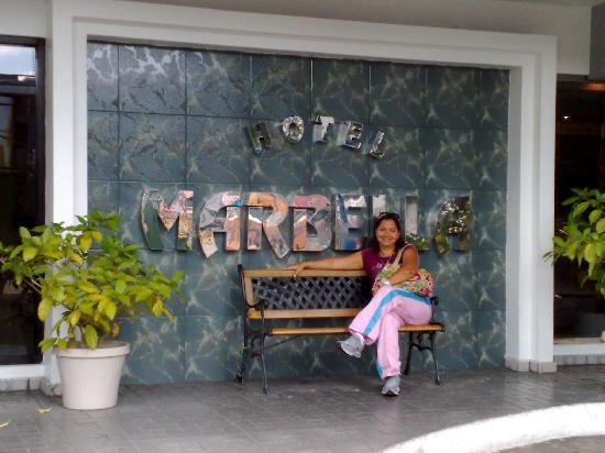 Marbella Hotel: el hotel, centrico y basico para un viaje de compras