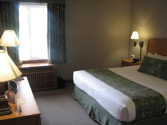 The Skagit Casino Resort: Room 421