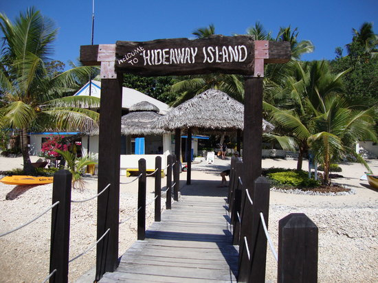 Hideaway Island Marine Reserve