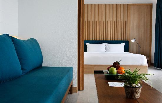Nap Patong: BlueMoon Suite