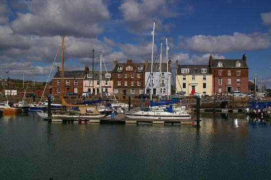 "Arbroath, UK: Can you say, ""Delightful location""?"
