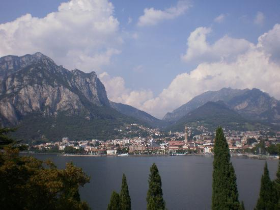 Clarion Collection Hotel Griso Lecco : View from balcony