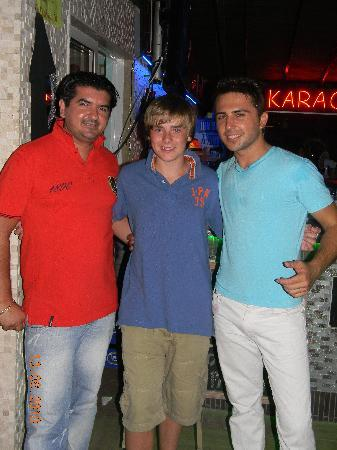 Sun Apartments Marmaris: roberto and tiger