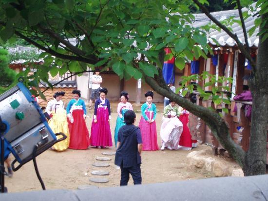 Gyeongsangnam-do, Zuid-Korea: Drama shooting place
