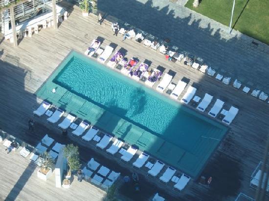W Barcelona Pool Picture Of W Barcelona Barcelona Tripadvisor