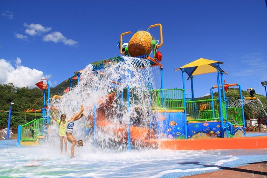 Cairns Coconut Holiday Resort: Look out kids