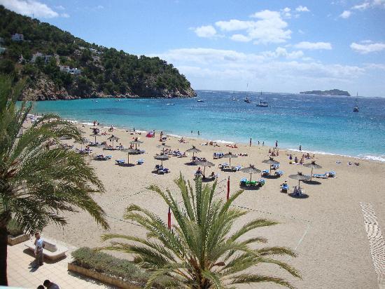 Grupotel Imperio Playa: La vista dalla mia camera...