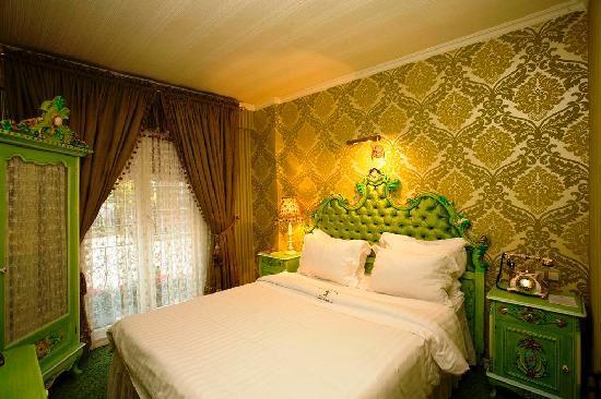 Amisos Hotel: Deluxe Spring Room