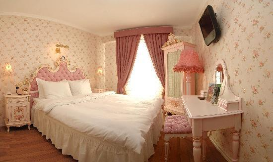 Amisos Hotel: Deluxe Rose Room