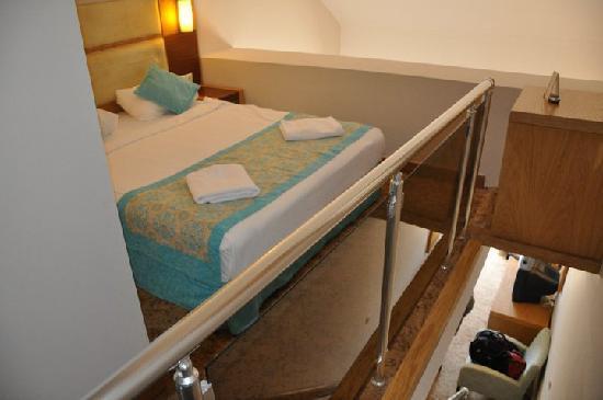 Saturn Palace Resort: Chambre