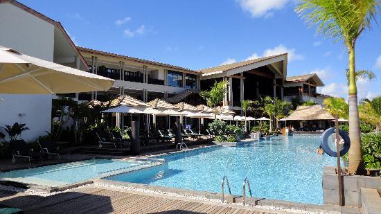 InterContinental Mauritius Resort Balaclava Fort : Pool