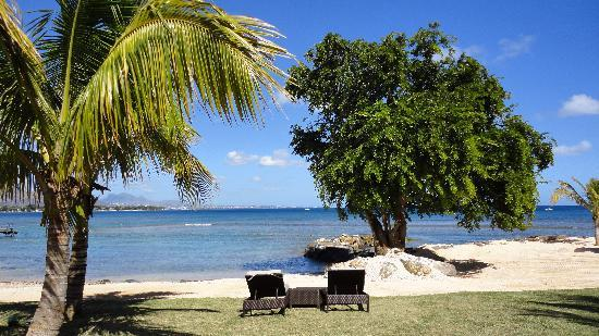 InterContinental Mauritius Resort Balaclava Fort: Strand