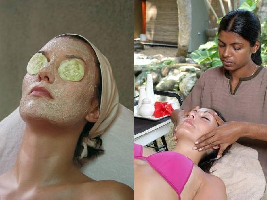 Eden Resort & Spa: Spa Treatments