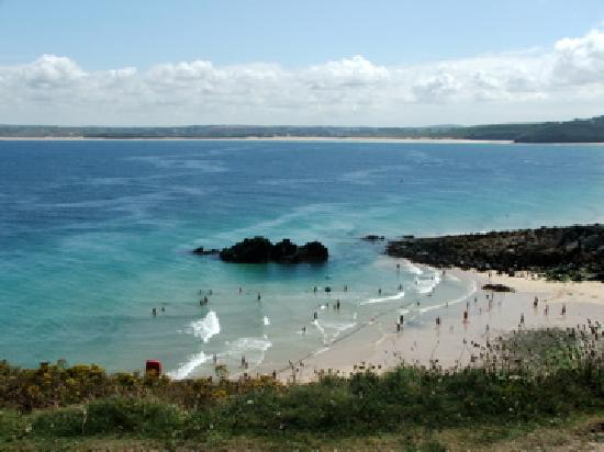 Cottage Hotel: A St Ives cove