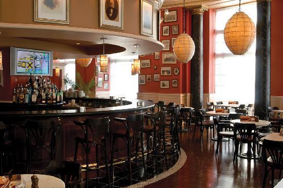 Tbilisi Marriott Hotel Parnas Cafe