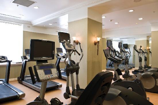 Tbilisi Marriott Hotel Fitness Center