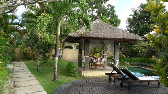 Mimosa Jimbaran Bali Villa: ca se passe de commentaire