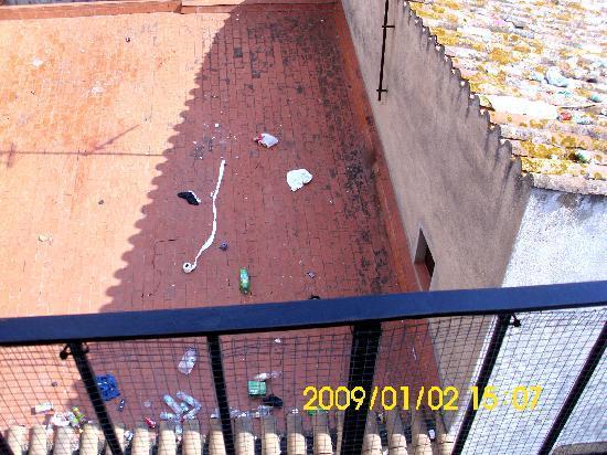 Hotel Perello : Dach 1