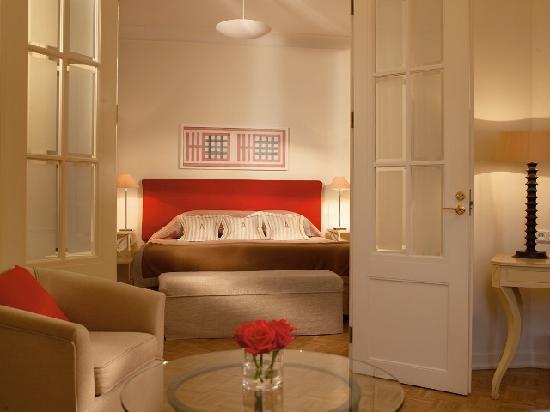 Angleterre Hotel: Angleterre Deluxe Suite