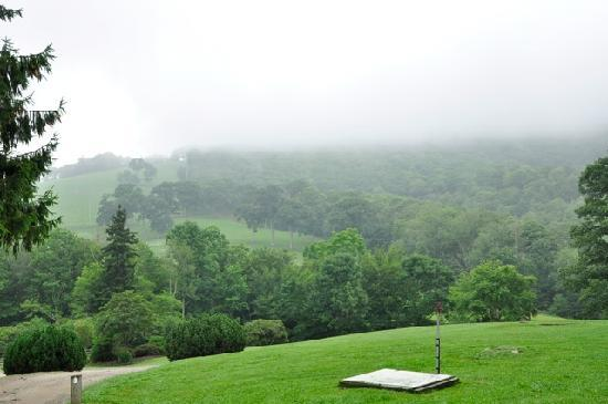The Cataloochee Ranch : Amazing Views