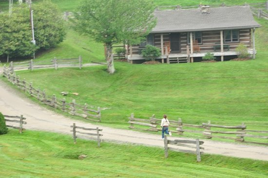 The Cataloochee Ranch: Cozy cabins