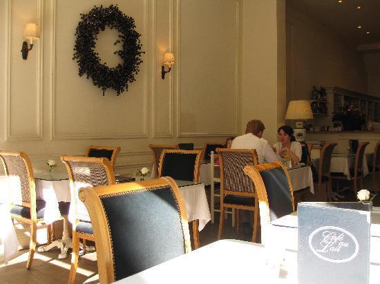 cafe au lait br gge restaurant bewertungen telefonnummer fotos tripadvisor. Black Bedroom Furniture Sets. Home Design Ideas