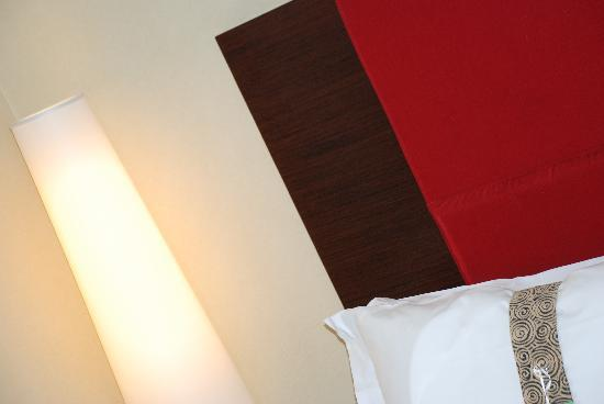 Holiday Inn Turin-Corso Francia: déco design et oreillers tout confort