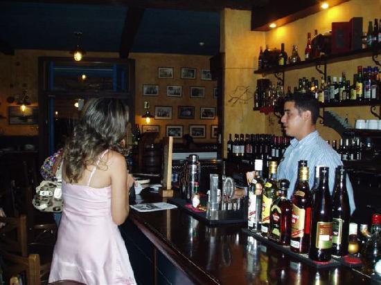 El Templete: Bar