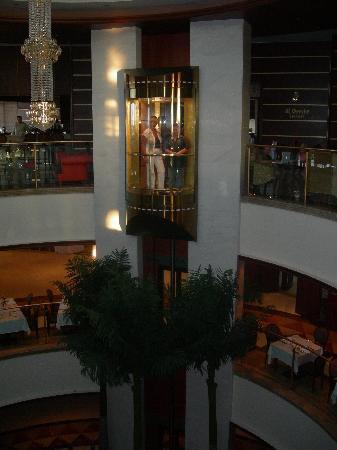Atlantica Sensatori Resort Crete : le hall