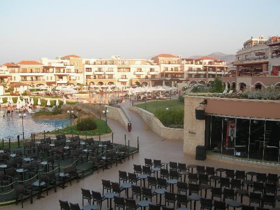 Atlantica Sensatori Resort Crete : le spectacle