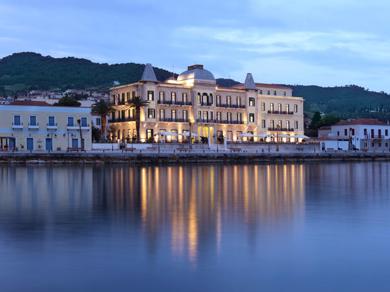 Photo of Hotel Possidonion Spetses