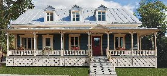 Victoriaville, Canadá: Maison Elzéar Ouellet (1867)