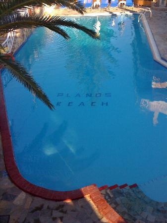 Planos Beach Hotel: Pool