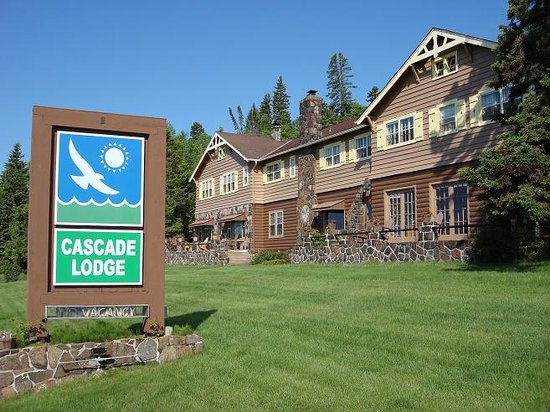 Cascade Lodge: Main Lodge