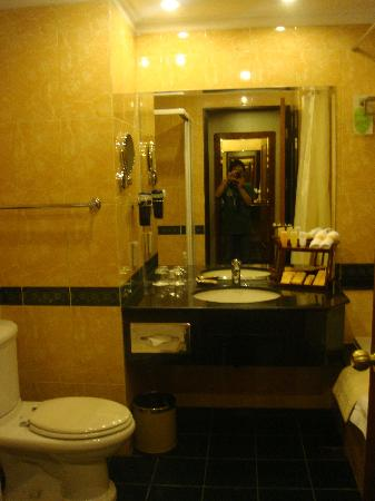 Windsor Plaza Hotel: Clean bathroom