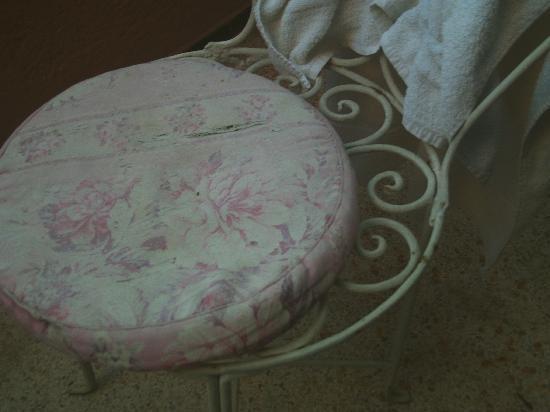 Le Tafilalet: les chaise