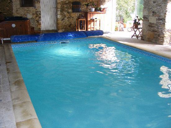 La Rucheliere : La piscine