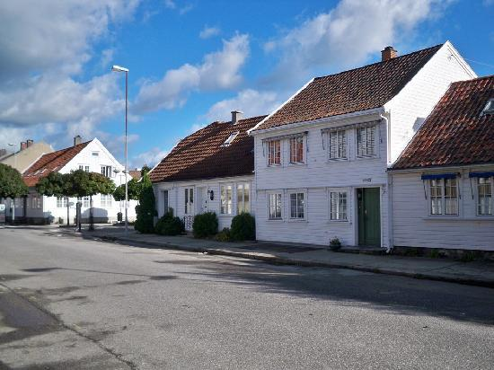 Kristiansand, Norwegen: Old-Town