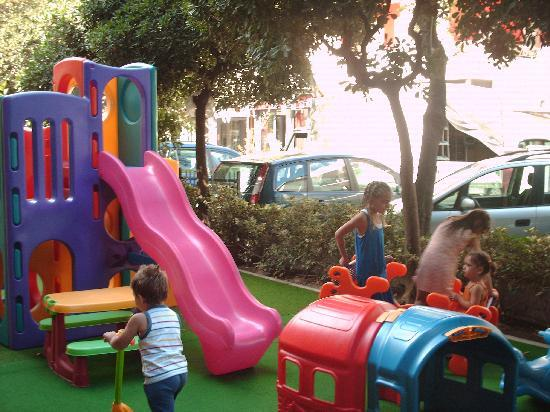 Hotel Faber: giochi per i bimbi