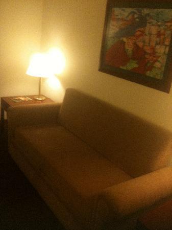 Krystal Monterrey: Living room