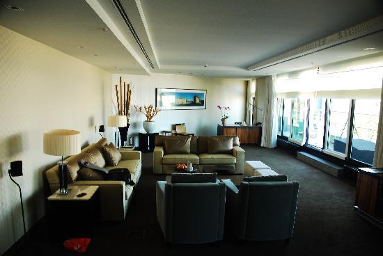 Einzigartige Grand Suite Sheraton Berlin Grand Hotel Esplanade Pictures Tripadvisor