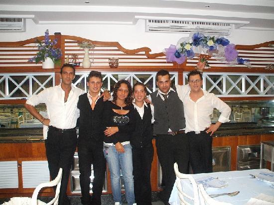 Hotel Giovanella: i camerieri