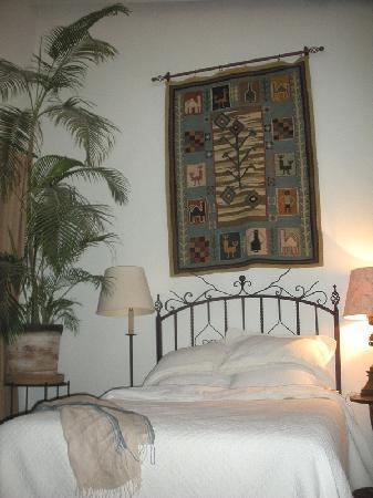 Las Terrazas San Miguel: Casa Grillo bedroom