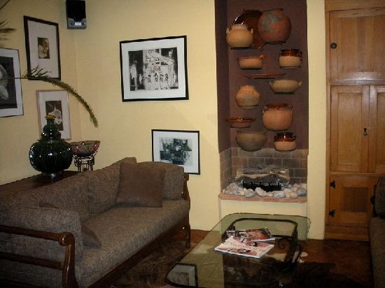 Las Terrazas San Miguel: Casa Grillo Living Room