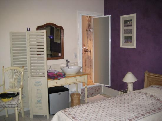 """L'Audonienne : Zimmer """"Provence"""" 2"""